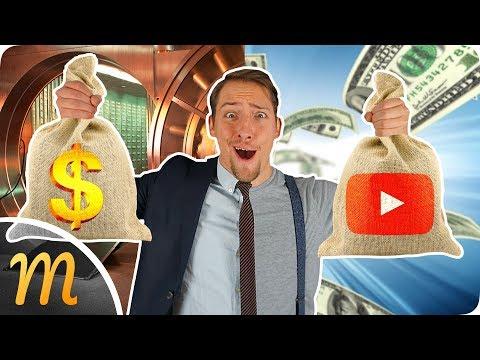 connectYoutube - TRUE STORY - DE DIRTY MONEY À YOUTUBE MONEY