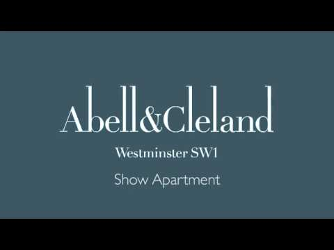 Abell Cleland Show Apartment