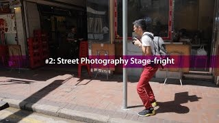 8 Things Street Photographers Encounter