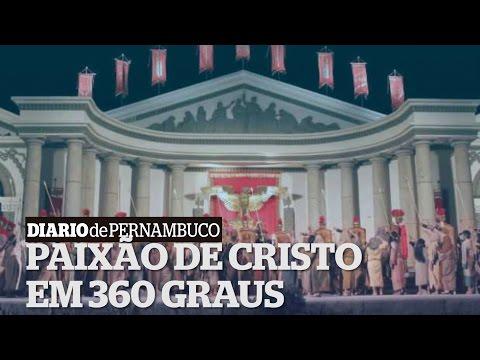 50 anos da Paixão de Cristo em 360º