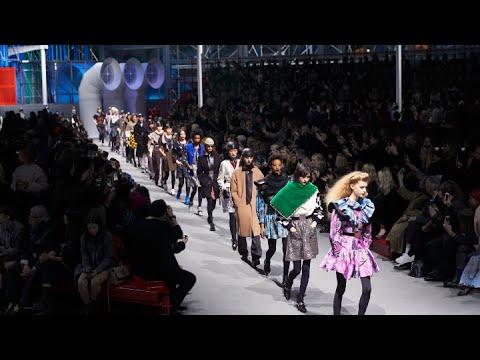 Louis Vuitton Fall-Winter 2019 Fashion Show Highlights