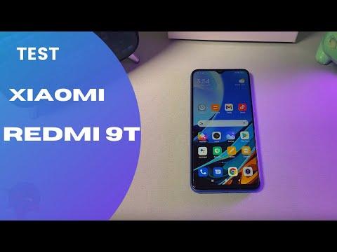 Xiaomi Redmi 9T Unboxing & Full Test