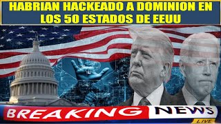 ???? ???? ????  HABRIAN HACKEADO A DOMINION EN LOS 50 ESTADOS DE EEUU ENTERATE AQUI ???? ???? ????