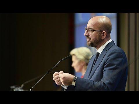 Finaliza una cumbre europea marcada por las tensiones con Turquía y el deseo de crecimiento