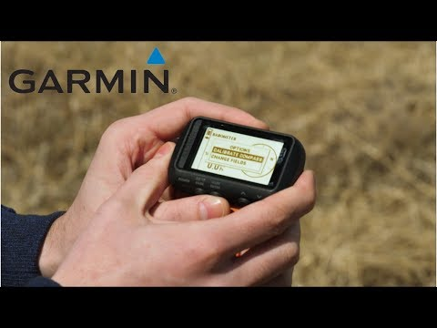 Support: Compass Calibration on a Garmin Foretrex®