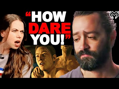 Neil Druckmann DESTROYED By ABBY Voice Actress! She Hates Last of Us 2!