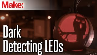 Weekend Projects - Dark-Detecting LEDs