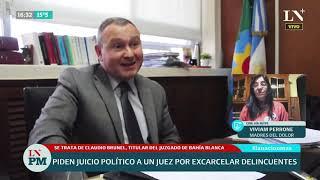 Polémica por la liberación de presos: piden juicio político a un juez por excarcelar 13 delincuentes