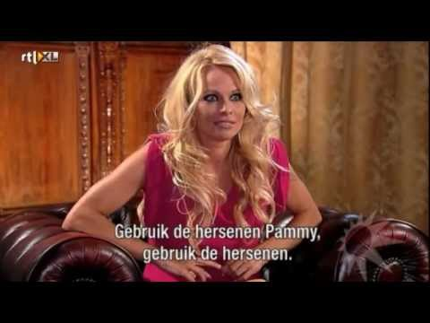 Preview - Ushi interviews Pamela Anderson 2011 (RTL4)