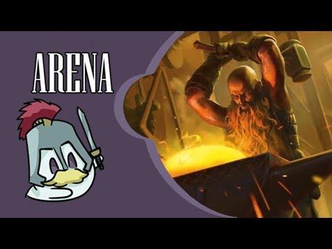 Junte-se ao Arena - Grixis Da Invenção | Standard gameplay