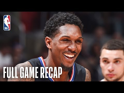 BULLS vs CLIPPERS | LA Looks To Get Their 40th Victory Of The Season  | March 15, 2019