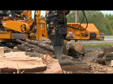 CBI XLP Log & Stump Screw