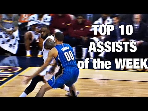 Top 10 NBA State Farm Assists of the Week: 10/25 - 10/29