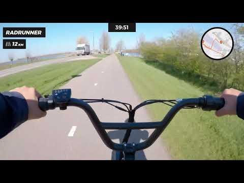 RadRunner Ride through De Meern, Utrecht