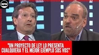 Los gorilas Ceferino Reato y Fernando Iglesias se sacaron los ojos en la cloaca de LN+