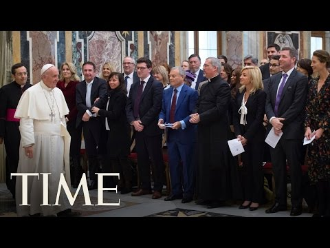 How Pope Francis Inspired These CEOs   TIME