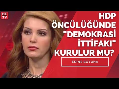 """HDP öncülüğünde """"Demokrasi İttifakı"""" kurulur mu? Nagehan Alçı yanıtladı"""