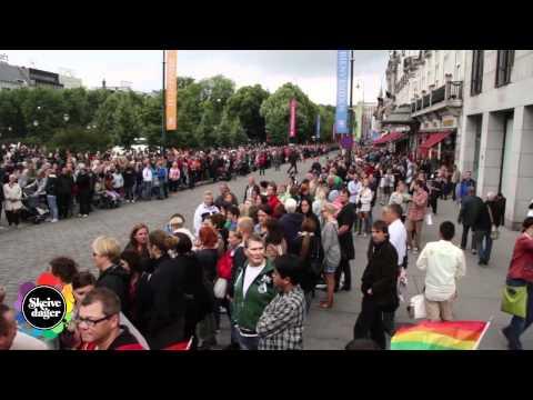 Skeive dager 2012 - Paraden