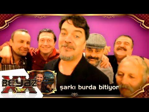Beyaz'dan Gülben Ergen'e Şarkı Göndermesi! - Beyaz Show