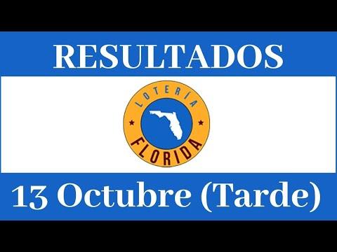 Lotería Florita Tarde Resultados de hoy