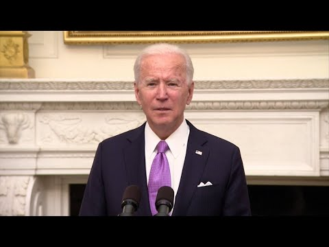 El segundo día de Joe Biden en la Casa Blanca: COVID-19 prioridad para el mandatario