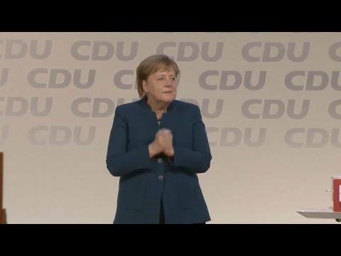 La batalla por la sucesión de Angela Merkel