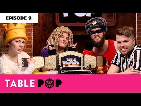 We Make a Pro Wrestling RPG | TablePop