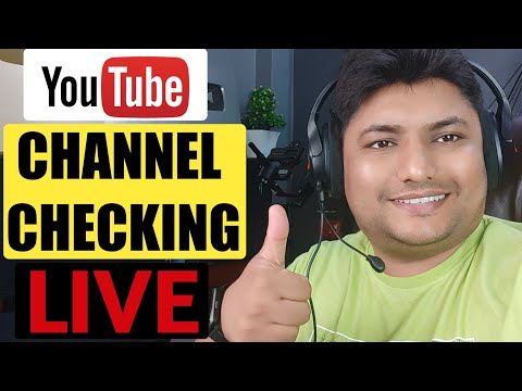 Sunday Channel Checking Live Stream   30 May 2021