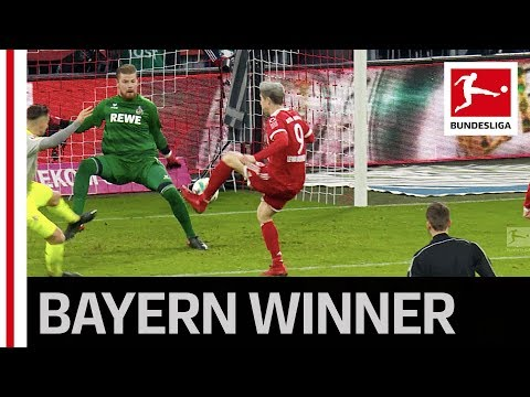Boateng to Müller to Lewandowski – Bayern's Route to Goal