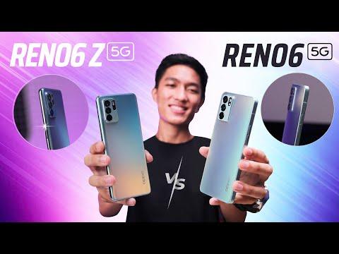 Oppo Reno6 và Oppo Reno6 Z: Dimensity 900 5G, màn 90Hz, giá chỉ...
