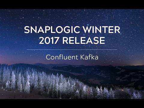 SnapLogic Winter 2017: Confluent Kafka