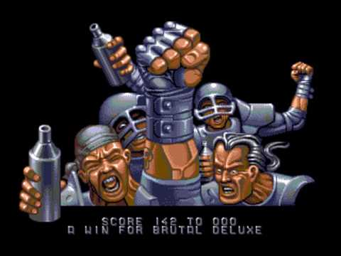 Speedball 2: Brutal Deluxe (The Bitmap Brothers) (MS-DOS) [1990]