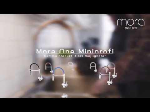 Mora One Miniprofi brun (Sv)