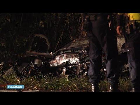 Dodelijke politieachtervolging op A12 - RTL NIEUWS