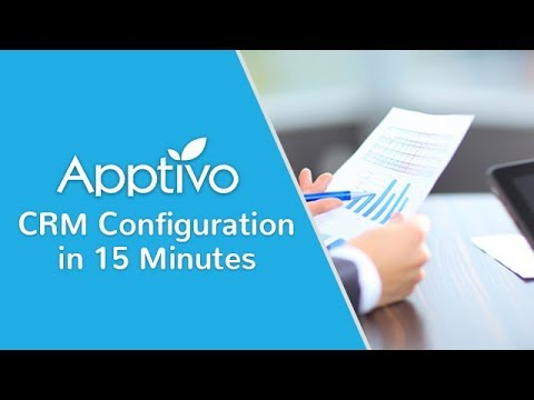 Configuring Your CRM System in 15 Minutes