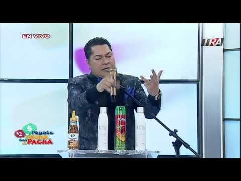 El Pachá habla del trabajo de Hector Acosta el torito
