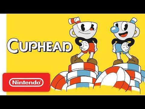 Cuphead - Launch Trailer - Nintendo Switch