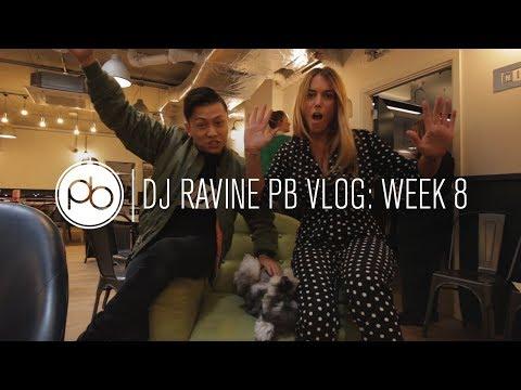 DJ Ravine: PB Vlog Week 8 - International Women's Day
