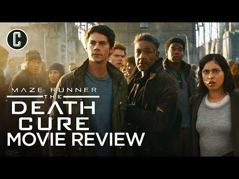 connectYoutube - Maze Runner: The Death Cure Movie Review - A Solid Final Installment