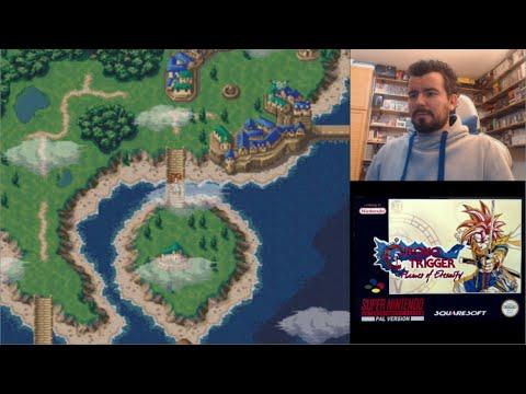 CHRONO TRIGGER: FLAMES OF ETERNITY (Super Nintendo) - Gameplay SNES en Español