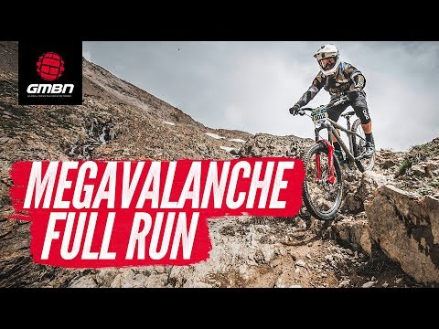 Megavalanche 2019 On A Hardtail! | Blake Samson Full POV Race Run