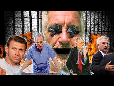 Epstein Suicided(d): The Autopsy, The Body Guard, The Paintings & The Judge - What You NEED TO KNOW!