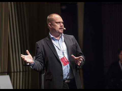 Fredrik Bruhn, Unibap pitch, UIC-dagen 2017