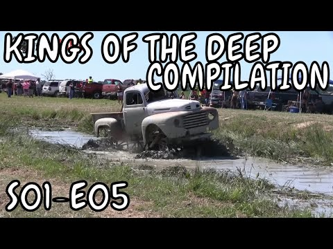KINGS OF THE DEEP - MUDDING 5 YEAR COMPILATION - VOL 05