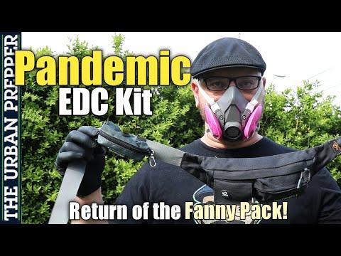 Pandemic EDC Kit #Coronavirus