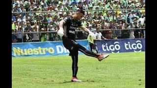 Área Grande: Las atajadas más destacadas de la fecha 5 del Torneo Clausura