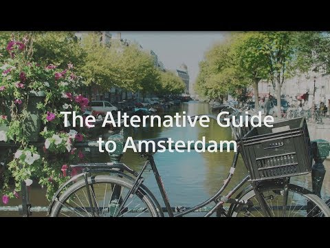 The Alternative Guide to Amsterdam