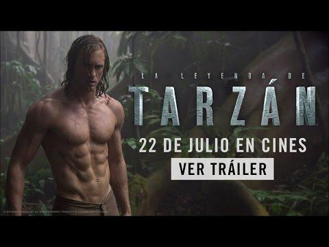 "La Leyenda de Tarz�n - Spot 20"" ""Nombre"""