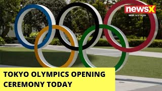 Tokyo Olympics Opening Ceremony Today | To Begin At 8.30 p.m. | NewsX - NEWSXLIVE