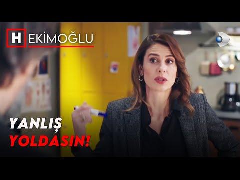 Ateş, İpek'e Karşı Haklı Çıktı | Hekimoğlu Özel Klip